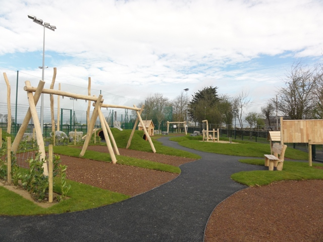 RDP Funded Community Playground: Clerihan, Co. Tipperary