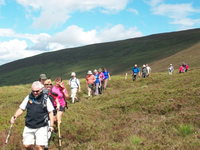 Organised Walk in South Tipperary