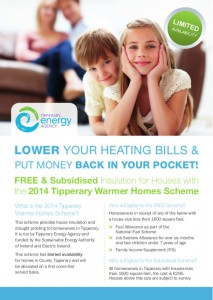 Tipperary Warmer Homes Scheme Flyer2
