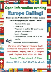 TRYS Open Evening