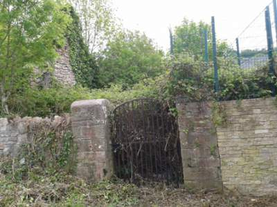 Old Bridge Graveyard