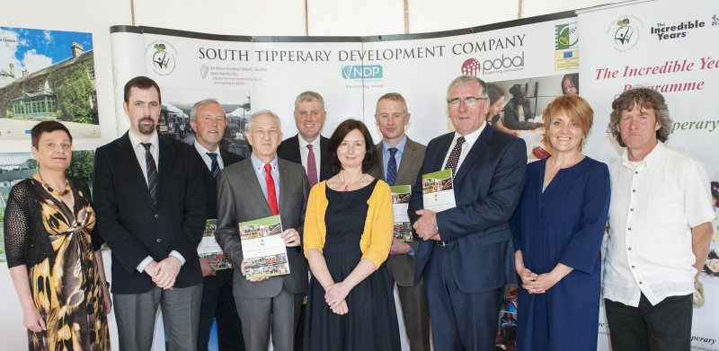 South Tipperary development Company annual Report Launch 2014