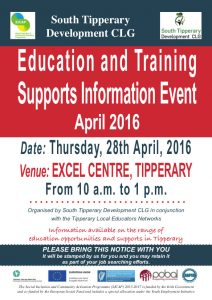 Tipperary EXPO 28th April 2016