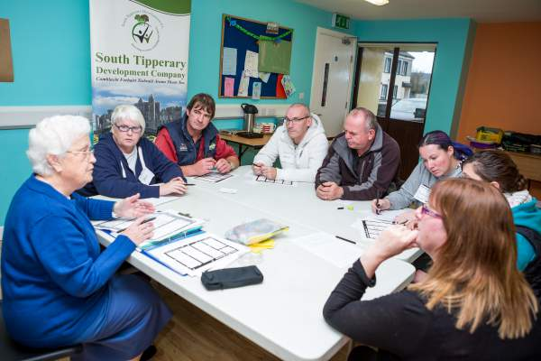 Active Citizens Group, Three Drives, Tipperary Town