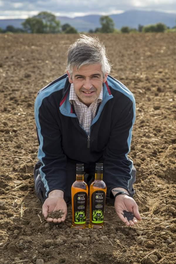 Michael Corbett Emerald Oils Tipperary