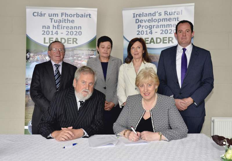 LEADER Programme Tipperary launch July 2016