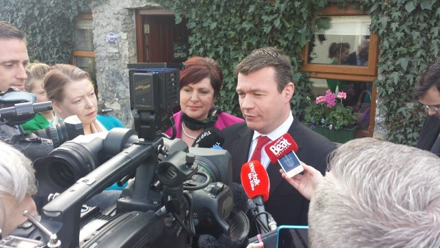 Ministers Kelly & Phelan launch €250 million Rural Development Programme