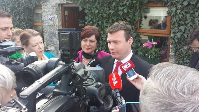 Ministers Kelly & Phelan launch €250 million Rural Development Programme