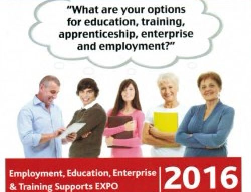 Employment, Education, Enterprise & Training Supports EXPO 2016